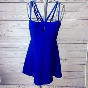 BCBGMaxAzria Royal Blue Dress